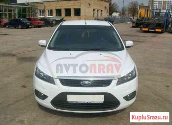 Реснички на фары для Ford Focus 2 (Рестайлинг) Петрозаводск