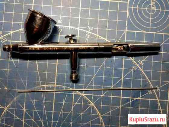 Аэрограф Iwata Eclipse HP-CS Петрозаводск