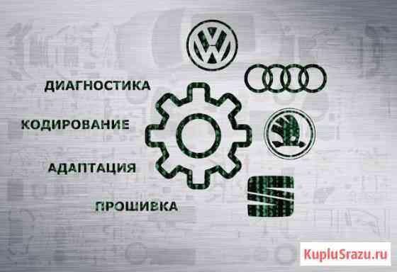 Диагностика VAG Audi Volkswagen VW Skoda Seat Петрозаводск