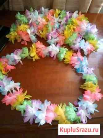 Ожерелье из цветов-3 шт Кемерово