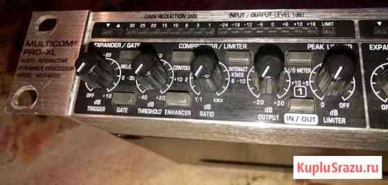 4х канальный компрессор, лимитер, экспандер, гейт Кемерово