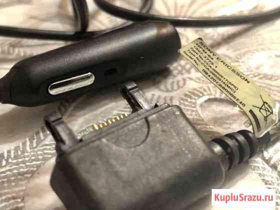Гарнитура переходник на jack 3.5 для Sony Ericsson Кемерово