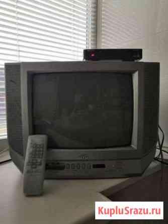 Телевизор JVC диагональ 37см Зуевка