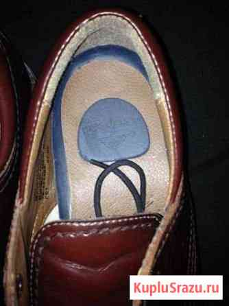 Ботинки мужские кожаные dockers Воркута