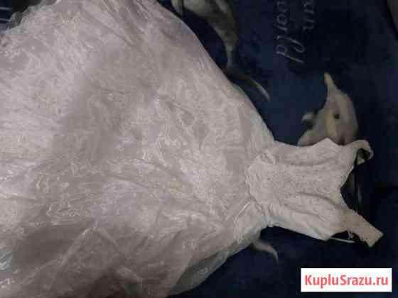 Платье Ухта