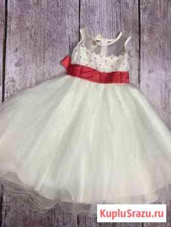 Праздничное платье для девочки Усинск