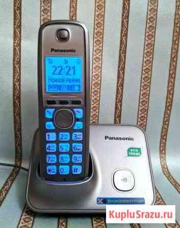 Беспроводной телефон Panasonic KX-TG6611RUM Сыктывкар