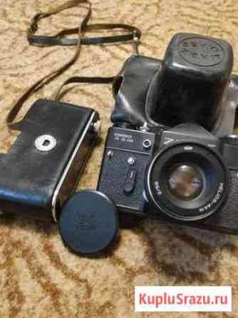 Фотоаппарат зенит Воркута