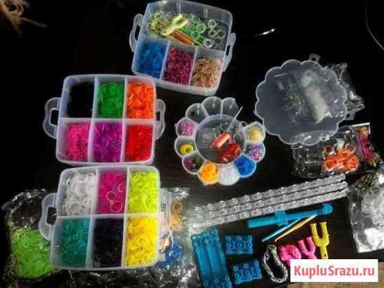 Набор для творчества- резинки для плетения браслет Феодосия