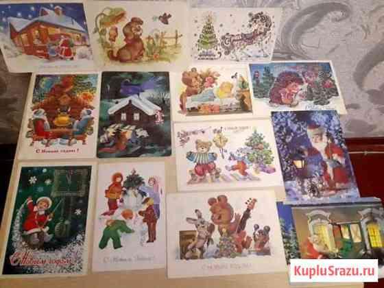 Почтовые открытки СССР Севастополь