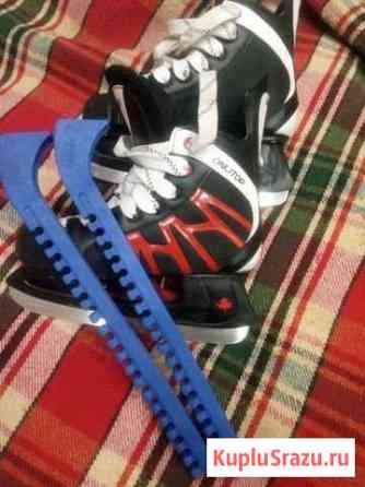 Коньки хоккейные 38 размер Керчь