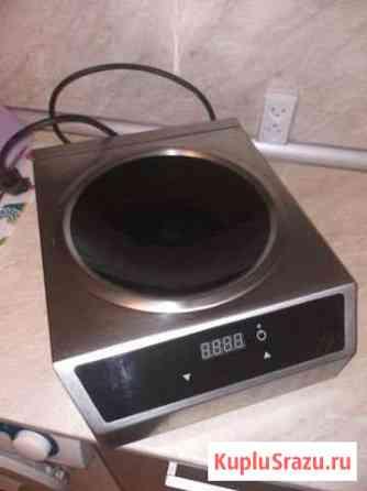 Индукционная плита WOK Полярный