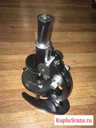 Микроскоп на 3 объектива Кировск