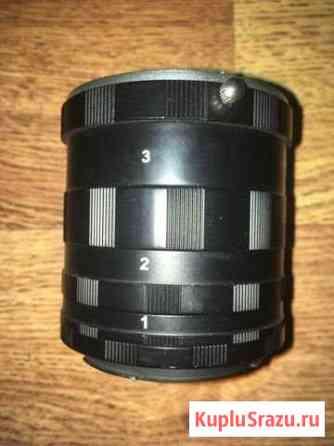 Макро кольца для Canon EOS Кировск