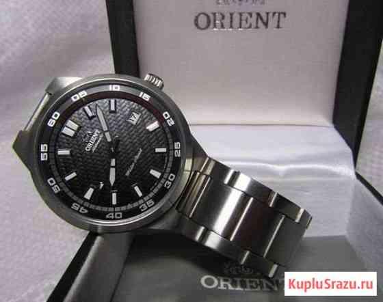 Orient наручные часы. Полный комплект Боровичи