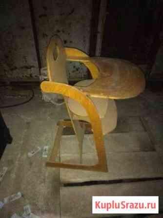 Детский стульчик для кормления бу Омск