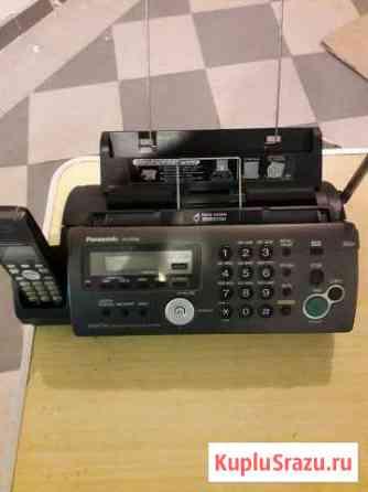 Факс Panasonic kx-fc228 Омск