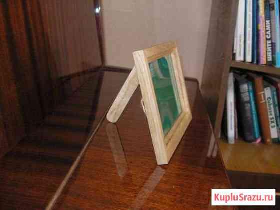 Рамка для фото из дерева Орёл