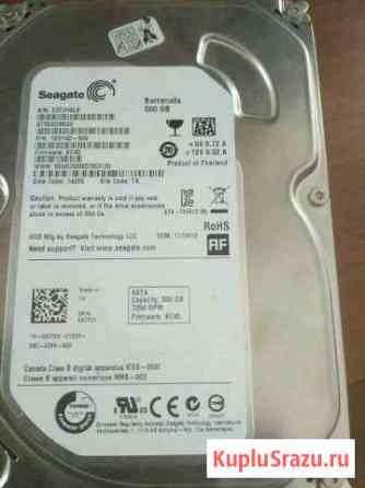 Жесткий диск 500Gb Орёл