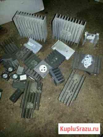 Радиаторы для транзисторов и диодов Каменка