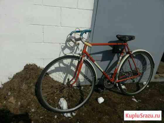 Дорожный многоскоростной велосипед в отличном сост Каменка