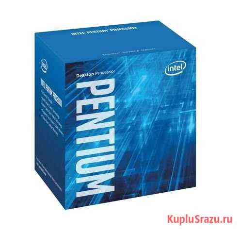 Процессор Intel Pentium G4400 3300MHz, LGA1151 Прокопьевск