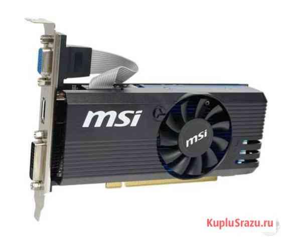 Видеокарта MSI Radeon R7 240, 2Gb DDR3 Новокузнецк