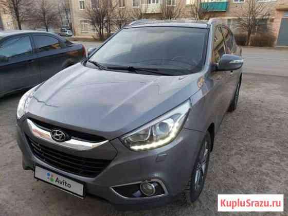 Hyundai ix35 2.0AT, 2015, 84500км Вятские Поляны