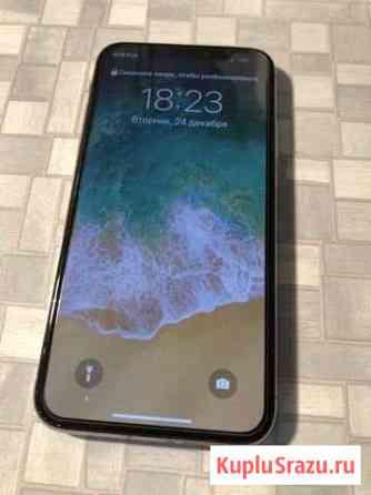 iPhone X 256 silver Киров