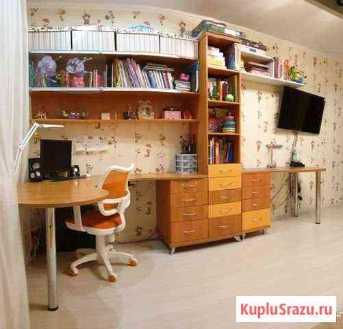 Комплект мебели со шкафом-купе Сыктывкар