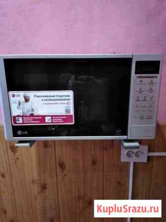 Микроволновая печь LG. MS20M43DS Сыктывкар