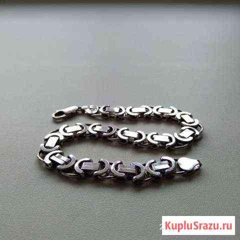 Браслет серебро 925 Сыктывкар