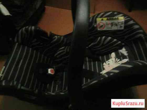 Автомобильное кресло Ухта