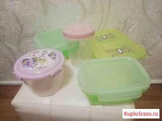 Контейнер для хранения продуктов Воркута