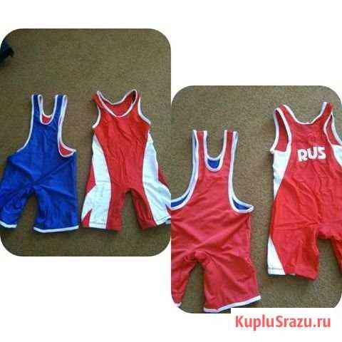 Спортивная одежда для вольной борьбы. костюмы Норильск