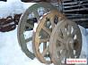 Деревянные колеса