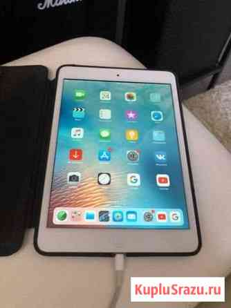 iPad mini 2 retina (WiFi+3G/LTE) + чехол apple Ачинск