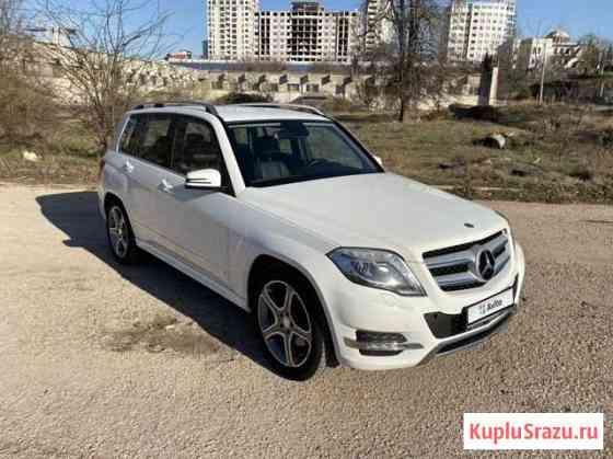 Mercedes-Benz GLK-класс 2.1AT, 2013, 85000км Севастополь