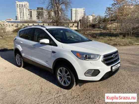 Ford Kuga 1.5AT, 2017, 47000км Севастополь