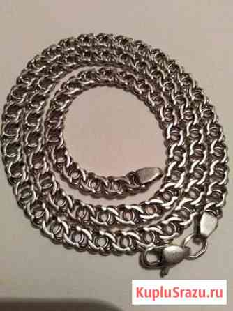 Цепь серебряная, проба 925, вес 22, длина 51 Симферополь