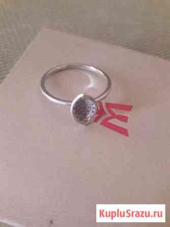 Кольцо белое золото с бриллиантами Ялта