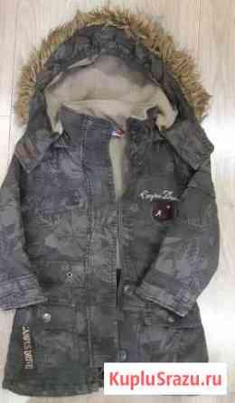 Куртка на девочку Симферополь