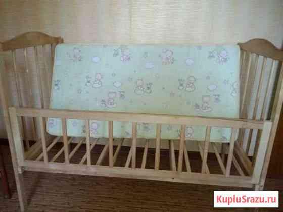 Детская кроватка Красноперекопск