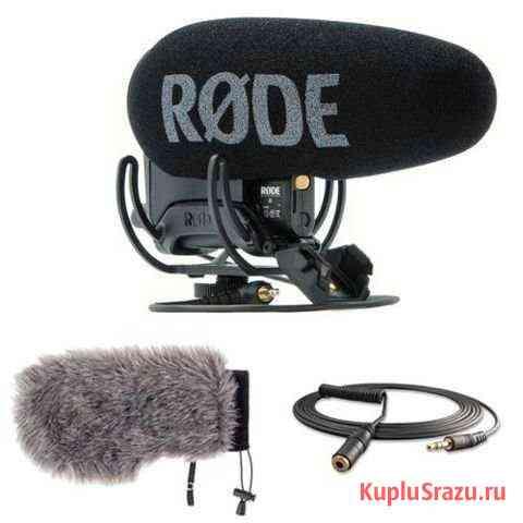 Микрофон VideoMic Pro Plus новый Севастополь