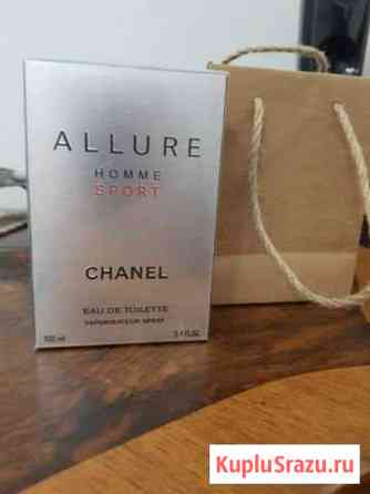 Духи Allure Home Sport Chanel Ялта