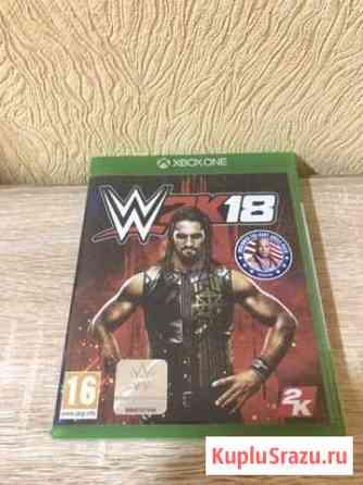 Игра для Xbox One Рестлинг WWE 2K18 Севастополь