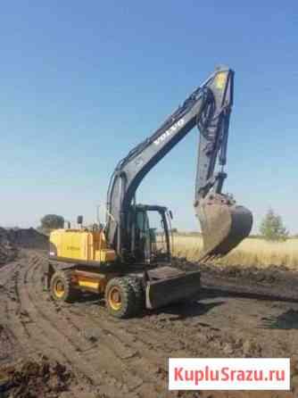 Аренда, услуги экскаватора колесного 1 м3 Симферополь