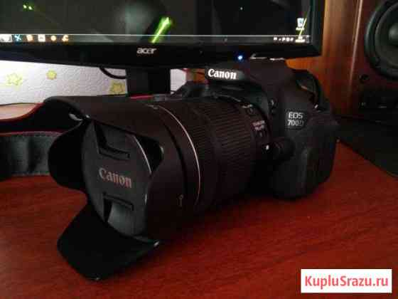 Canon 700D18-135 is stm kit Курган