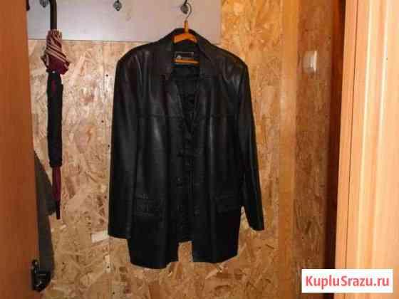 Куртка кожаная размер 52-54(XXL) Курск