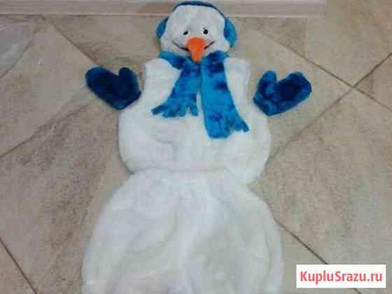 Новогодний костюм Снеговик Курск